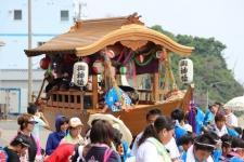 篠島ぎおん祭り