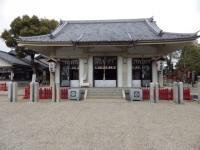 乙川八幡社(入水上神社)