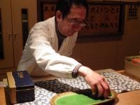お寿司の楽しみ方